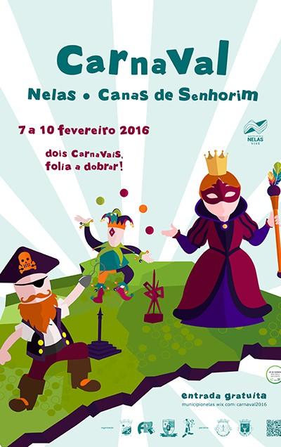 Nelas Carnaval 2016