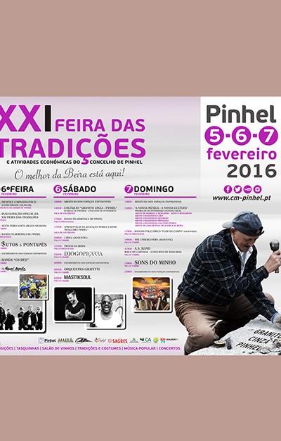 Pinhel XXI Feira das Tradições 2016