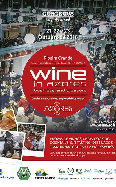 40 Wine in Azores 2016